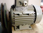 Drehstrommotor Elektromotor neuwertig 1 1