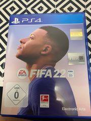 Fifa 22 für die PS4