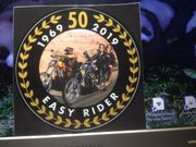Aufkleber 50 Years Easy Rider