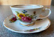 Mokka Espresso Tasse Reichenbach Porzellanmanufaktur