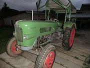 Traktor Fendt Favorit 2