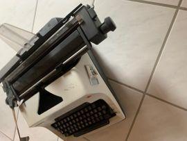 Olympia Schreibmaschine: Kleinanzeigen aus Dettenheim - Rubrik Büromaschinen, Bürogeräte