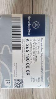 NEUE ORIGINALE Mercedes-Benz Ölfilter W169