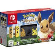Nintendo Switch Lets Go Evoli