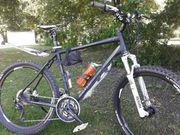 Trekking-Custom-Bike Einzelstück