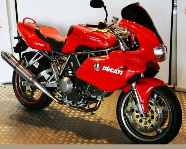 Ducati 900SS ie Superbike Naked