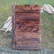 1 Element aus 100-Jährigem Altholz