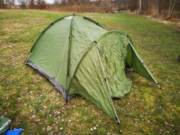 Angelzelt Zelt 3 Personen