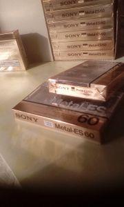 10 Sony Metal ES 60