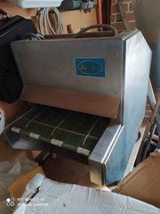 Brezelmaschine Ofen