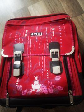 Taschen, Koffer, Accessoires - 4 You Schulranzen Neu