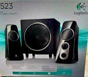 LOGITECH Lautsprecher System Z523 mit