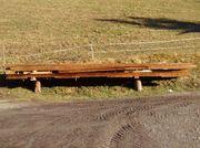 7m Balken Bastelholz Dekoholz aus