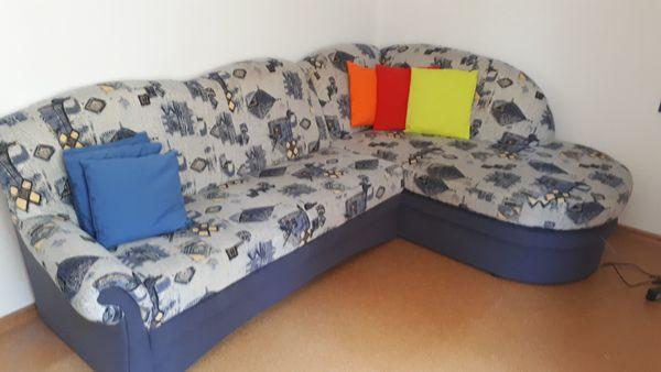 Sofa Schlafsofa mit Bettkasten und