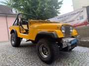 Jeep CJ7 - Hingucker