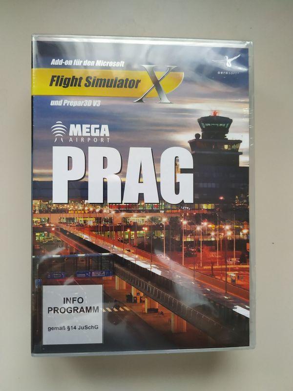 PC Spiel Mega Airport Prag