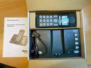 Senioren SchnurlosTelefon TIPTEL DECT XL