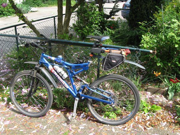 MTB Fahrrad Centurion CC1000 Herrenrad