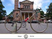 Pep Magni Rennrad für die