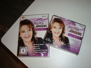 Andrea Jürgens 4 CDs und