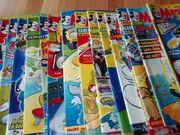 Micky Maus Hefte Jahrgang 2001
