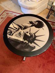 Designer Bistro Tisch 60cm mit