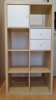 Ikea Kallax Regal 2x4