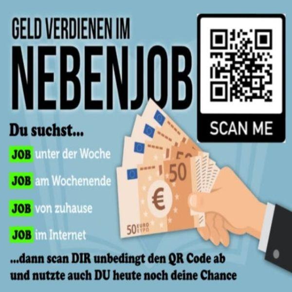 Du suchst einen Nebenjob - Nebeneinkommen
