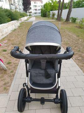 Bild 4 - Kinderwagen 3in1 Lusso City - Zirndorf