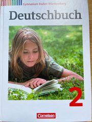 Deutschbuch 2 Gymnasium Baden-Würrtemberg