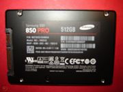 Samsung SSD Pro 850 512