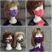 Maske 100 Baumwolle