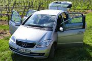 Mercedes-Benz A180 Parktronic Freisprech Anhänger