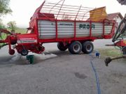 Ladewagen vollausstattung alles hydraulisch