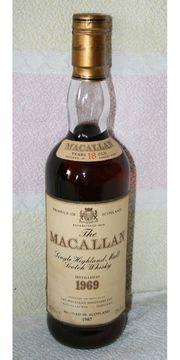 1 Flasche MACALLAN Single Highland