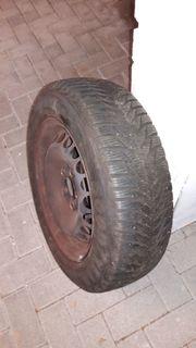 Winterräder Mercedes 185 65 R15