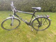 Fahrrad Herren Cube Touring 28