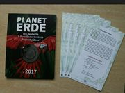 Planet Erde 5-Euro Gedenkmünzen 2017