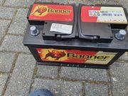Kfz Batterie 80 AH 12
