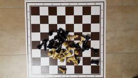 Turnierschachbrett