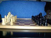 Schachspiel Handarbeit