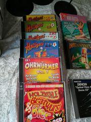 33 verschiedene CD-s