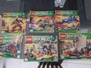 Riesen Lego Ninjago Chima Sammlung