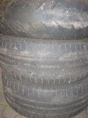 Grenzwertige Reifen zu verschenken