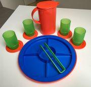 Tupperware Mini - Preludio Kinder-set 12-teilig