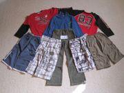 Kleidungspaket Gr 140