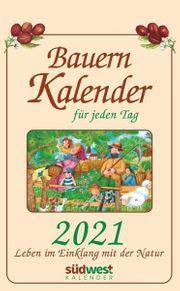 Bauernkalender 2021 - Original eingeschweißt Neupreis