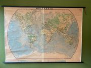 Weltkarte Rollkarte