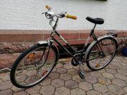26er Oldtimer Fahrrad