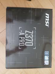 MSI Z370-A Pro 1151 Sockel